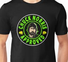 Chuck Norris Approved I. Unisex T-Shirt
