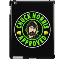 Chuck Norris Approved I. iPad Case/Skin