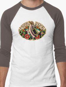 Spitshading 32 Men's Baseball ¾ T-Shirt