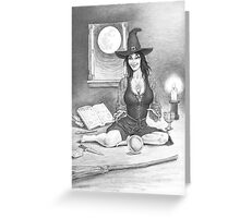 Magical Salem Greeting Card