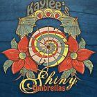 Kaylee's Shiny Umbrellas by MareveDesign