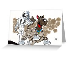 Doctor Doo ... Where are you?? Greeting Card