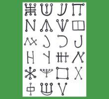 Heinrich Cornelius Agrippa Of Occult Philosophy 1651 Malachim Alphabet Collected One Piece - Short Sleeve