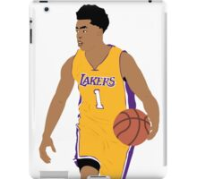 D'Angelo Russell iPad Case/Skin