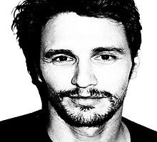 James Franco by oeufmollet
