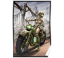 Cyberpunk Painting 023 Poster