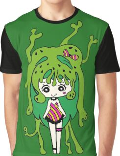 Kiwi Gum by Lolita Tequila Graphic T-Shirt