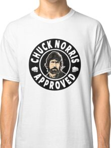 Chuck Norris Approved II. Classic T-Shirt