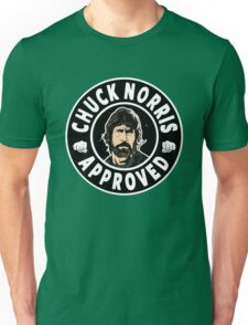 Chuck Norris Approved II. Unisex T-Shirt
