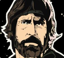 Chuck Norris Approved II. Sticker