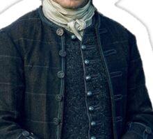 James Fraser/Highland Warrior Sticker