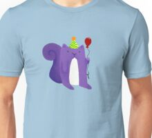Party Squirrel  Unisex T-Shirt