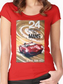 LeMans 63 Women's Fitted Scoop T-Shirt