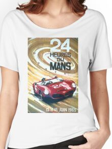 LeMans 63 Women's Relaxed Fit T-Shirt