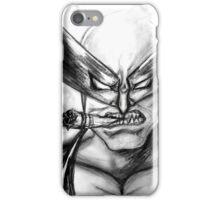 Logan Headshot (SketchVersion) iPhone Case/Skin