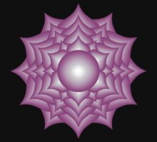 Sahasrara Chakra - 2008  One Piece - Short Sleeve