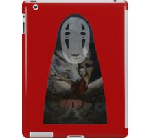 Kaonashi No Face Spirited Away | Sen To Chihiro No Kamikakushi iPad Case/Skin