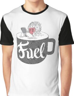 Coffee is Fuel Graphic T-Shirt