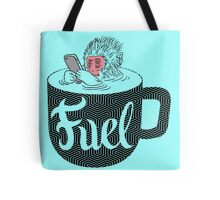 Coffee is Fuel Tote Bag