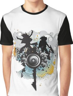 People dancing Graphic T-Shirt