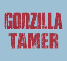 Godzilla Tamer One Piece - Short Sleeve