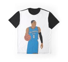 Russell Westbrook Graphic T-Shirt