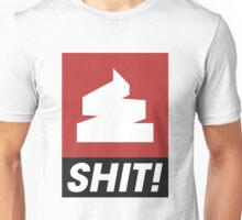SHIT LOGO Unisex T-Shirt