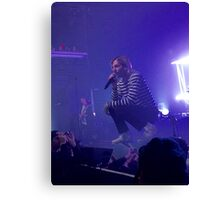 Jesse Rutherford Canvas Print