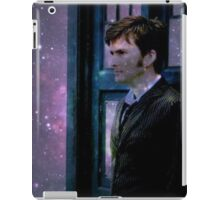 The Doctor And His Tardis iPad Case/Skin