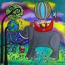 World Travelers by Juli Cady Ryan