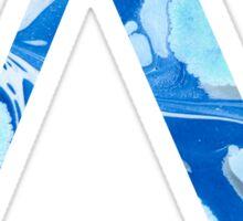 Marble Lambda Sticker