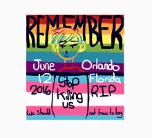 Remember Orlando Unisex T-Shirt