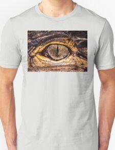 American Alligator, closer & in color Unisex T-Shirt