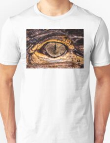 American Alligator, closer & in color T-Shirt