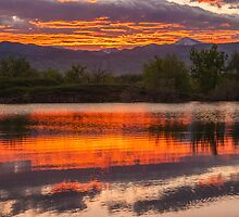 Sunset Rhythms by Gregory J Summers