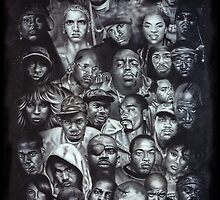 Greatest rappers by Chizle