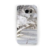 Mother Nature Wears a Bridal Gown... Samsung Galaxy Case/Skin