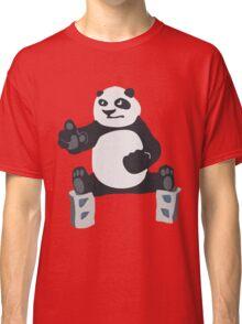 Fu panda Kung Classic T-Shirt