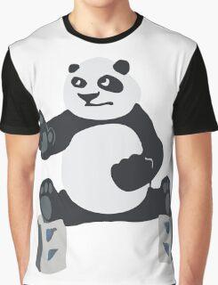 Fu panda Kung Graphic T-Shirt