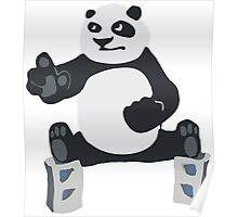 Fu panda Kung Poster