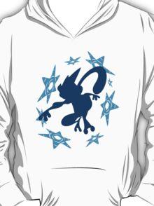 Greninja Shurikens T-Shirt
