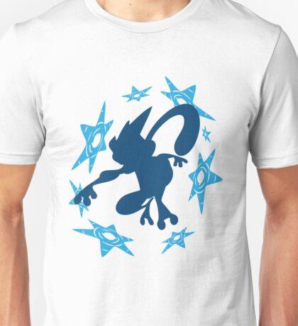 Greninja Shurikens Unisex T-Shirt