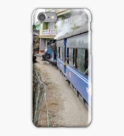 Train and Car iPhone Case/Skin