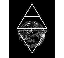 Air&Earth (AV) Earth planet Photographic Print