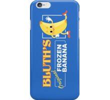 Frozen Banana Logo iPhone Case/Skin