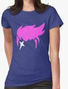 zarya hero icon Womens Fitted T-Shirt