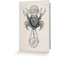 EL TIEMPO Y SUS CONFLICTOS (time and its conflicts) Greeting Card