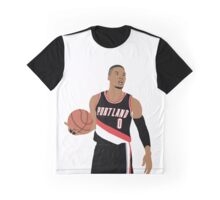Damian Lillard Graphic T-Shirt