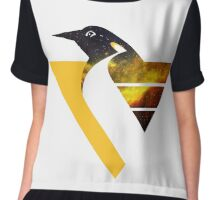 NEBULA - Penguins Throwback Chiffon Top