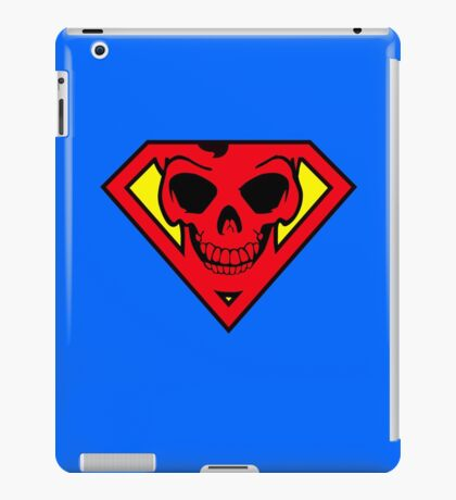 SuperSkull iPad Case/Skin